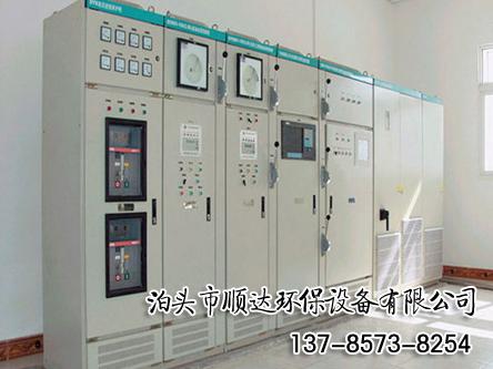 plc工业控制柜典型应用:恒压供水